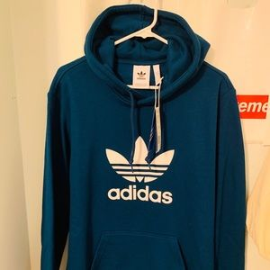 Adidas Original Trefoil Hoodie  NWT